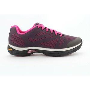 Abeo Andie Sneakers Shoes Black/ Berry 9.5 ()8191